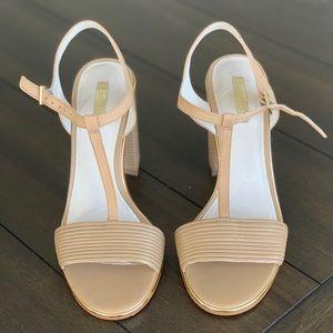 Louise et Cie block heels size 9
